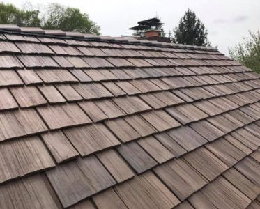 1 Synthetic Shake Roofing Best Composite Cedar Shake Shingles Cedar Shake Roof Cedar Shake Shingles Shake Roof