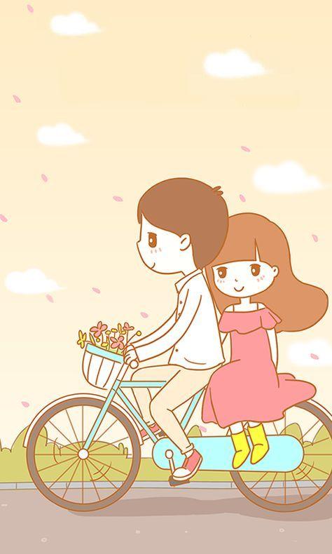 Super Wallpaper Pink Cartoon 50 Ideas Cute Cartoon Wallpapers Cartoons Love Cute Love Cartoons