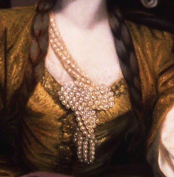 'Mrs Siddons as a Tragic Muse' by Joshua Reynolds (1723-1792, United Kingdom):