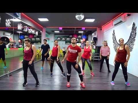 Felice Los 4 Zumba Fitness Instructor De Zumba Aumentar Masa Muscular