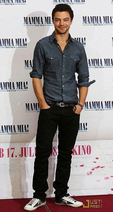 Dominic Cooper.