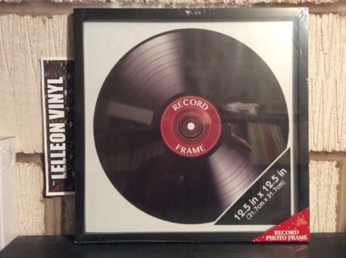Vinyl Lp Record Album Picture Frame Cover Wall Art Retro New Picture Frame Display Wall Art Picture Frames
