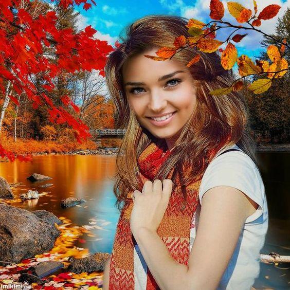 lissy-autumn girl