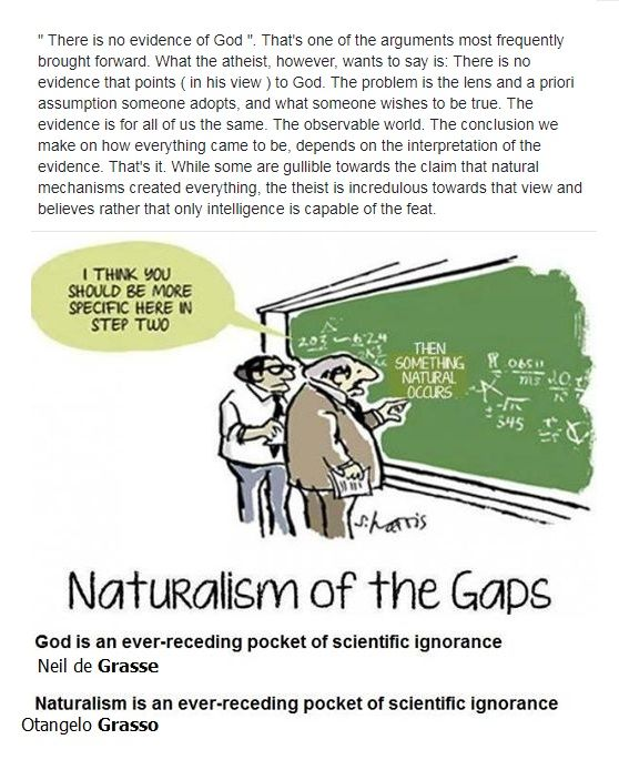 Gaps God Of The Gaps And Incredulity A Justified Refutation Of Id