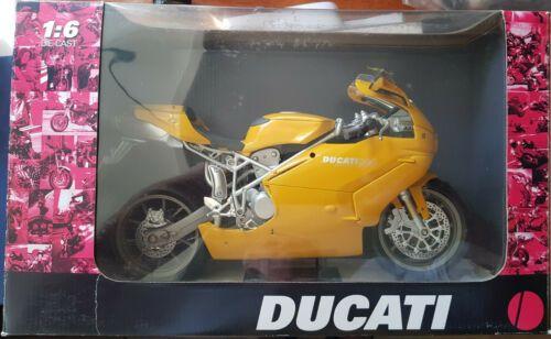 Ducati 999 Model Diecast Large 1 6 Scale Motorcycle Motorcycle Model Ebay Search Ebay