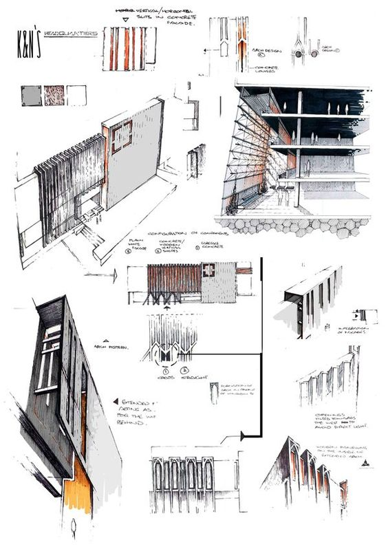 Pinterest the world s catalog of ideas for Architectural portfolio ideas