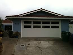 Image result for panel lift door with windows