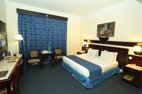 Отель claridge дубай покупка недвижимости в оаэ