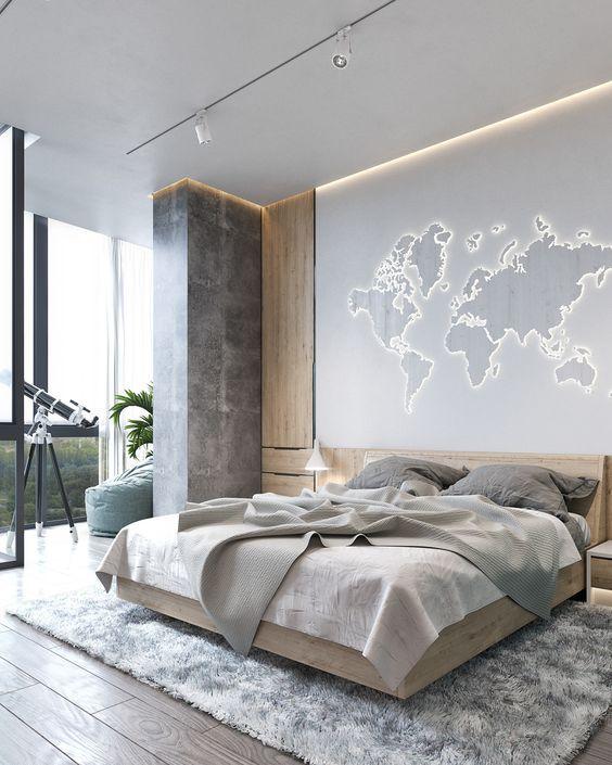 Stylish Bedroom Ideas For Men Men S Bedroom Decoholic Modern Bedroom Design Luxury Bedroom Master Stylish Bedroom