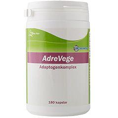 Alpha Plus AdreVege - 180 kapslar i gruppen Hår, Hud & Naglar / Alpha Plus hos Vitapost.se (639100)