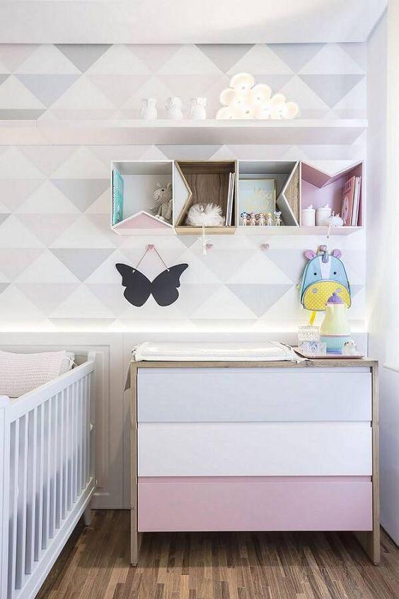 comoda degrade quarto de bebe figueiredo fischer