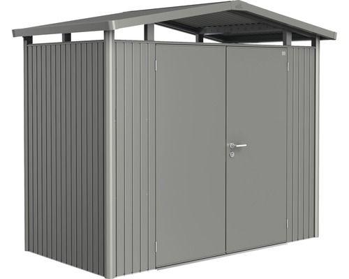 Gartenhaus Mit Doppeltur In 2021 Locker Storage Outdoor Storage Outdoor Storage Box