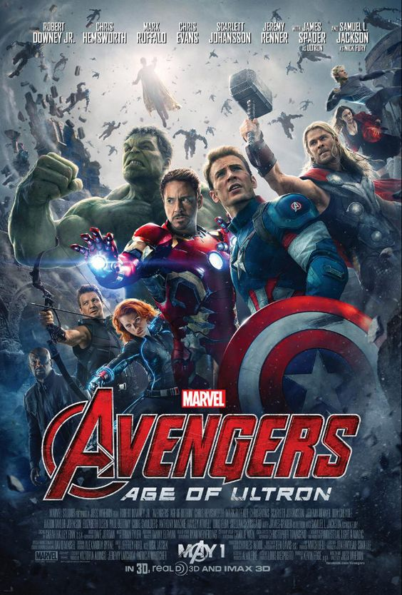 Our Thoughts On Marvel's Avengers: Age of Ultron! ⋆ Brite and Bubbly