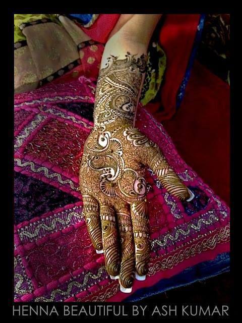 Mehndi Patterns By Ash Kumar : Ash kumar henna mehndi designs pinterest beautiful