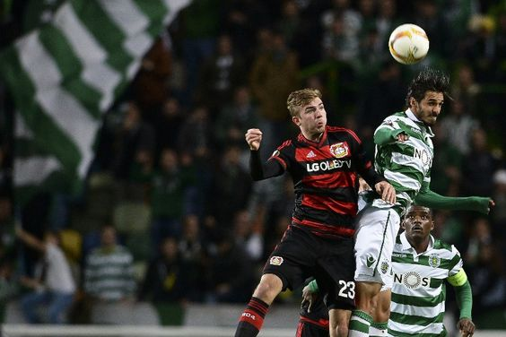 Sporting y Bryan Ruiz sufren dura derrota ante el Leverkusen