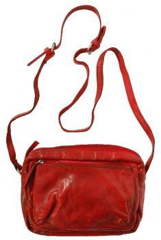 Leather clutch - by Cowboysbag