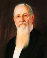 Joseph F. Smith,  - Basic Facts--6th President of the Church of Jesus Christ of Latter-day Saints, served from 1901 to 1918