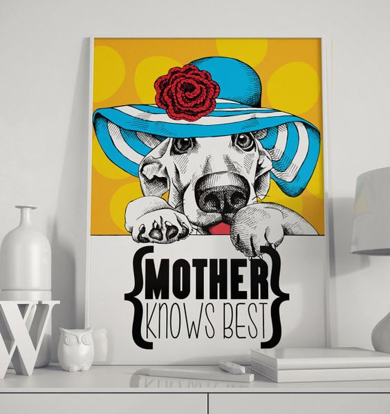 INSTANT DOWNLOAD-Family-Mother's Love-Mother's by TheBlackApples