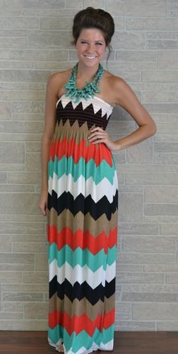 A maxi that I can get on board with!