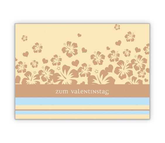 Eine romantische Grusskarte mit Blumen zum Valentinstag - http://www.1agrusskarten.de/shop/eine-romantische-grusskarte-mit-blumen-zum-valentinstag-2/    00014_0_1000, Blumen, Blumengruß, Grußkarte, Hibiskus, Klappkarte, Liebe, Romantik, Valentinskarten00014_0_1000, Blumen, Blumengruß, Grußkarte, Hibiskus, Klappkarte, Liebe, Romantik, Valentinskarten
