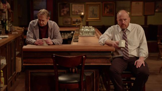 Horace and Pete - Serie Louis CK - Steve Buscemi y Louis