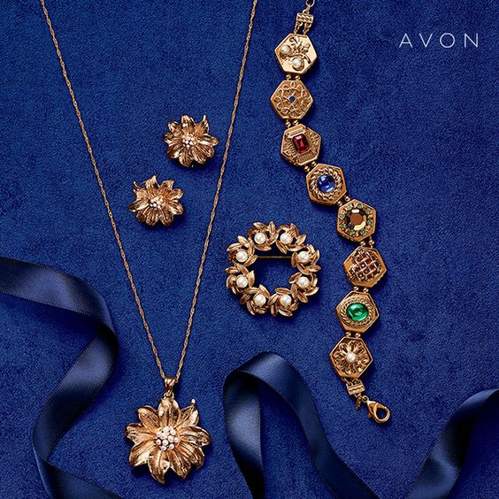 Iconic Avon Jewelry- B1G1 FREE!