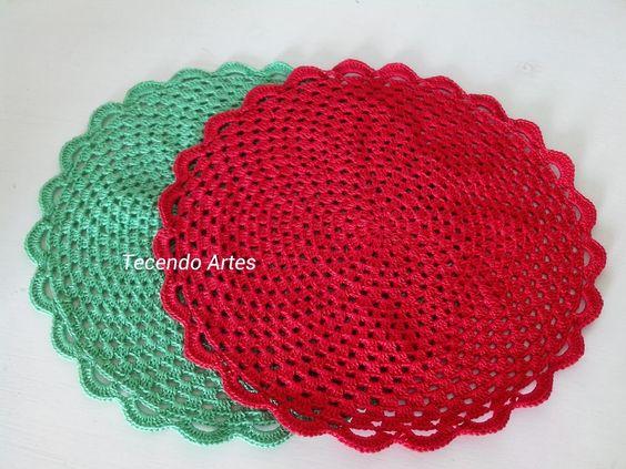 Weaving Arts in Crochet