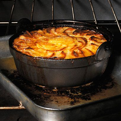 Marcus Wareing's Lancashire hotpot. For the full recipe, click the picture or visit RedOnline.co.uk