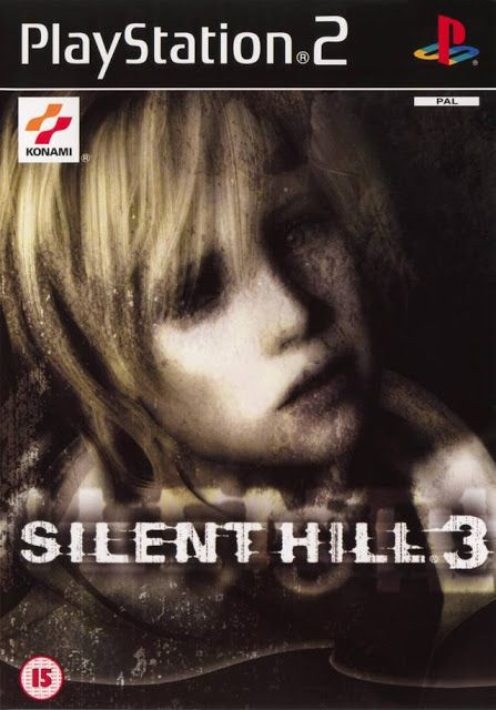 Silent Hill 3 Ps2 Iso Rom Download Silent Hill Video Games Pc Playstation