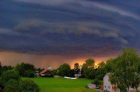 Nubes De Tormenta, Lluvia, Tormenta