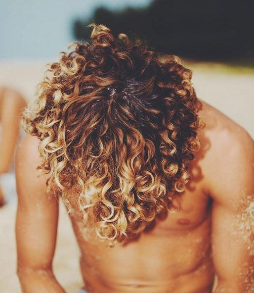 Pin By Serious Curls On Beauty Blonde Hair Tips Long Hair Styles Men Bleached Hair