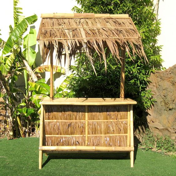 Tiki Hawaiian Party Ideas