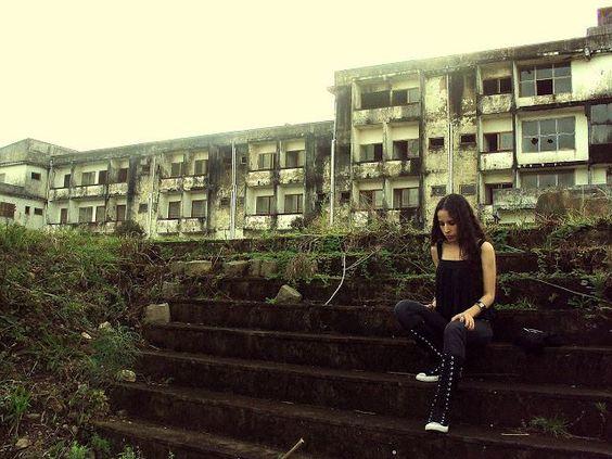 Conjunto Habitacional abandonado, Brasil