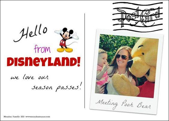 Mendez Manor : Family Activity: Season Passes To Disneyland