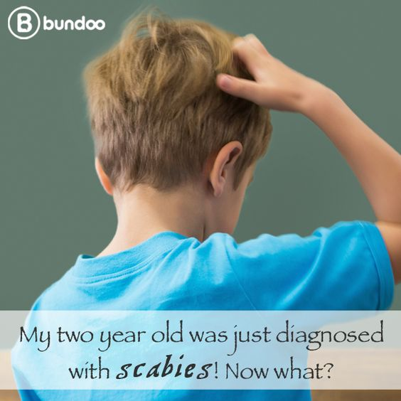 Scabies is a skin infection caused by tiny mites. Learn the steps to take if your child is diagnosed with the condition.