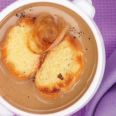 Zwiebelsuppe #Lieblingsrezept