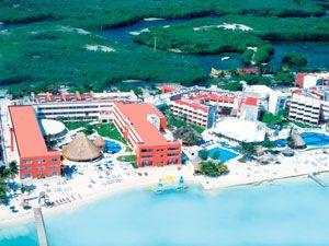 Temptation Resort Spa es uno de los exclusivos resorts todo incluido, que ofrece un evolucionado concepto sóllo para adultos (21+) en una atmósfera desinhibida, refinada y al mismo tiempo divertida y picante.     Este hotel único en su categoría es uno de los mejores hoteles topless en Cancún