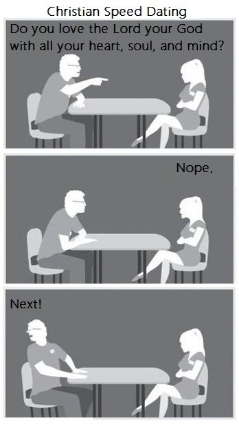 Christian speed dating chicago