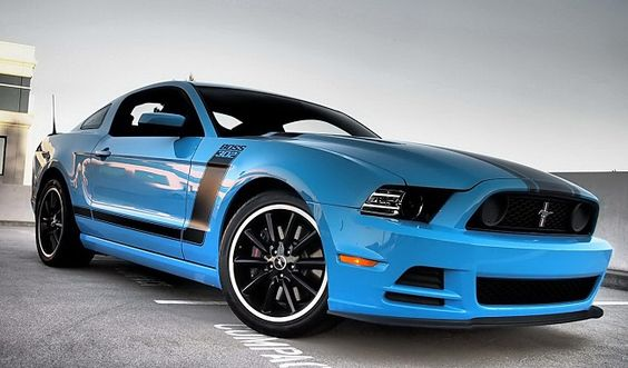 2015 ford mustang boss 302