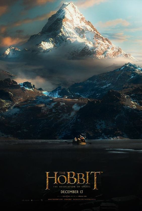 The Hobbit: The Desolation of Smaug!!!!!!!!!! I CAN NOT WAIT!!!!!!!!!!!!!!!!