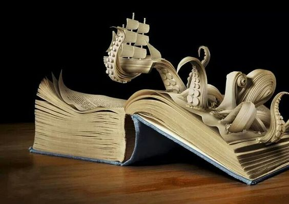 Stories come alive when you read them