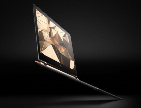 Das HP Spectre Notebook ist Produktdesign auf ganz hohem niveau. wunderbar! (affiliatelink)