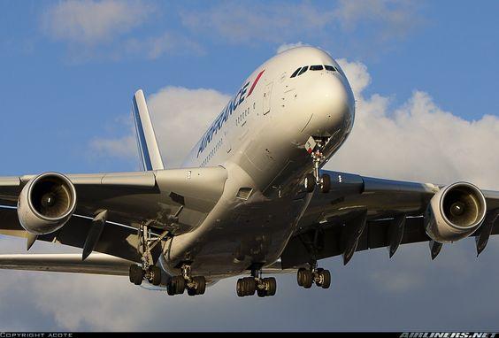 Air France: Airbus A380-861 F-HPJB