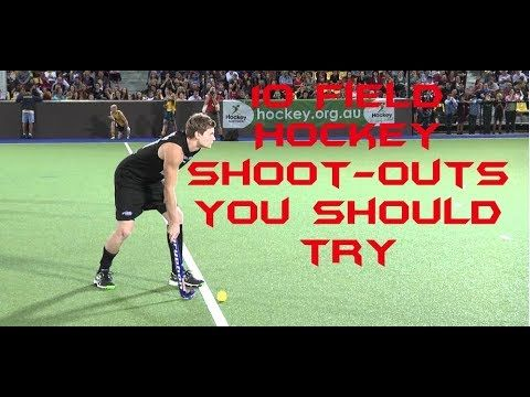 10 Shoot Outs You Should Try Field Hockey Youtube In 2021 Field Hockey Hockey Sport Hockey