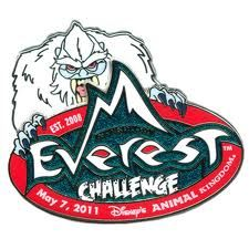 cannot wait to do this with Laura.. Expedition Everest Challenge at Disneyworld! May 5th :)