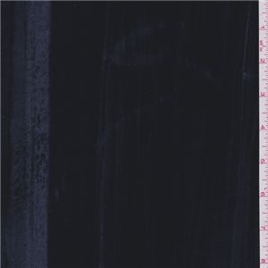 *2 YD PC--Dark Navy Blue Crushed Velvet - 21203-C1 - Fabric By The Yard At Discount Prices