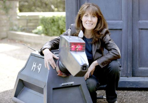 """doctorwho:  Why Elisabeth Sladen Vomited On Edwina Currie and 34 other facts we learnt from the sorely-missed actress's autobiography  Elisabeth Sladen's autobiography is released by Aurum Press on Monday, and it's a fascinating read for any Doctor Who fan. Here's [some of the] 35 things we gleaned from reading it. Why was Elisabeth Sladen's name spelt with an """"S""""? Whenever asked, her mother would explain, """"the 'S' is for 'star'"""". Two inspirations for Sarah Jane's character were a young…"""