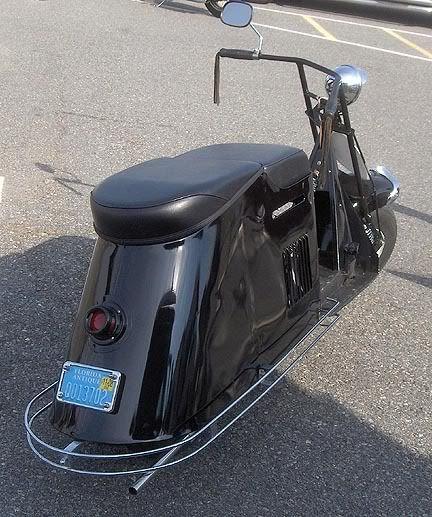 Vintage Cushman Scooters 78