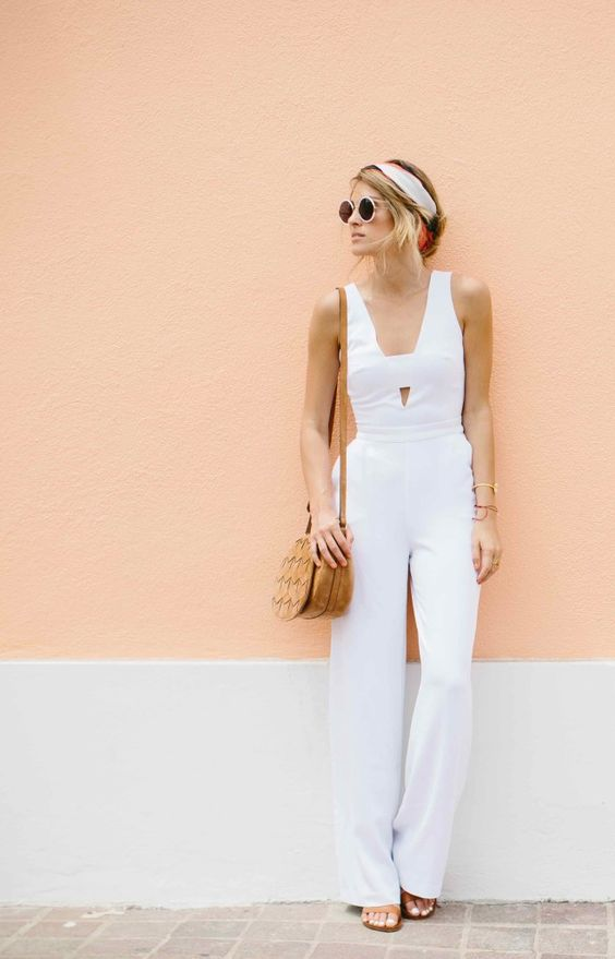 Vacation style, Bebe and White sunglasses on Pinterest