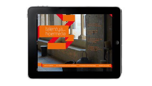 La #app de #Talentya 2011, disponible en la App Store: http://vsb.li/n6MD9q